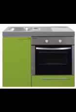 MKB 100 Groen met  oven KIT-9546