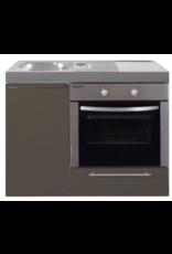MKB 100 Bruin met  oven KIT-9542