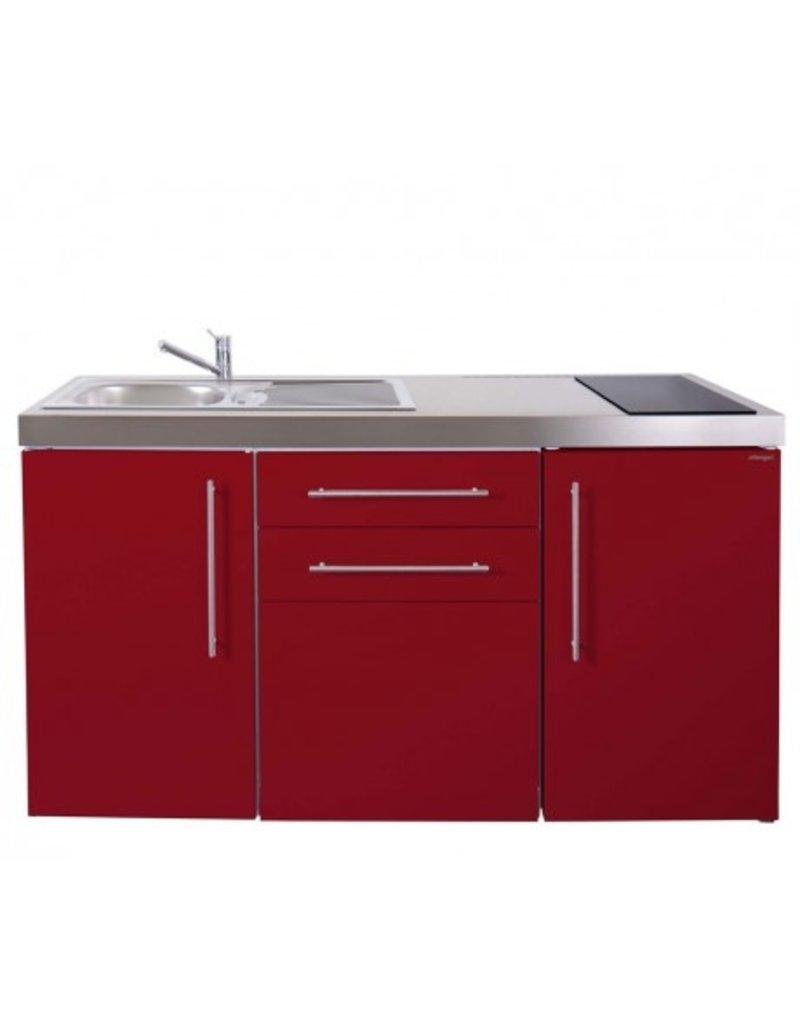 MP 160 Rood met koelkast KIT-994