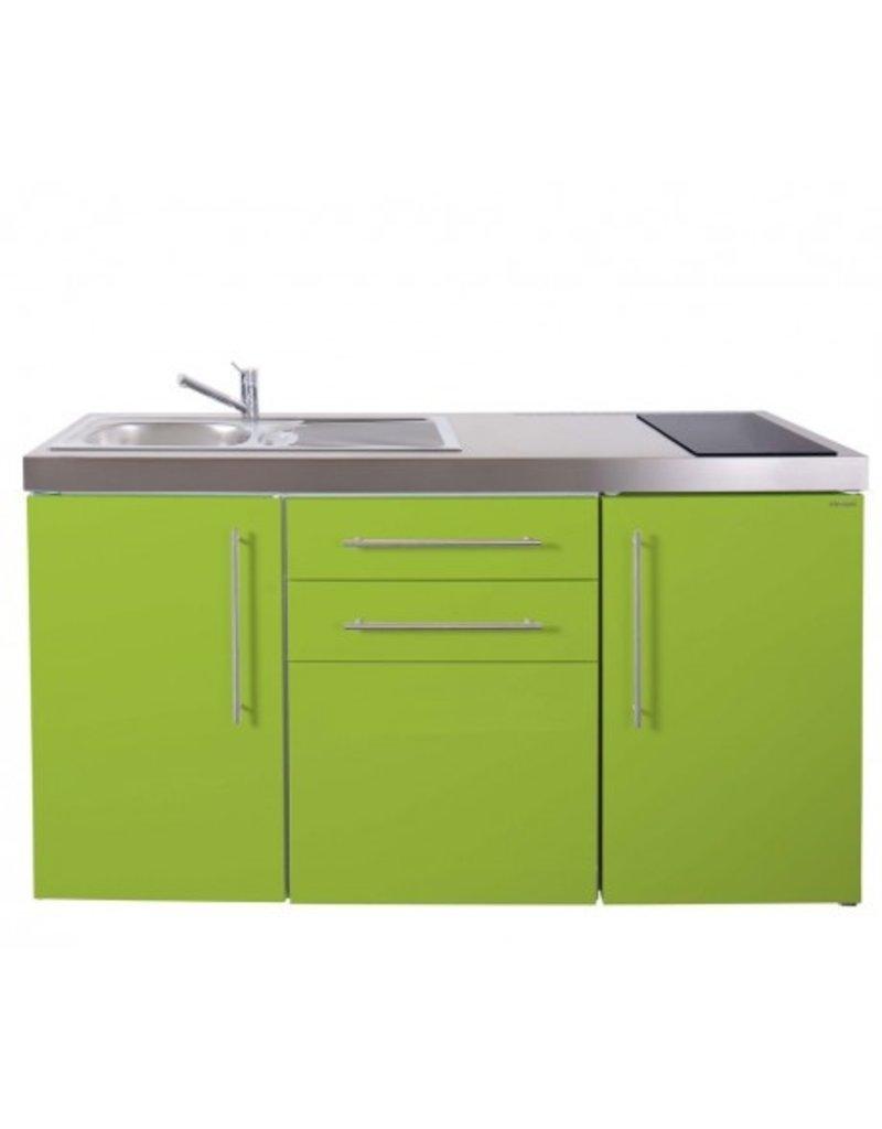 MP 160 Groen met koelkast KIT-995