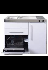 MPGS 120 Wit met vaatwasser en koelkast KIT-9592