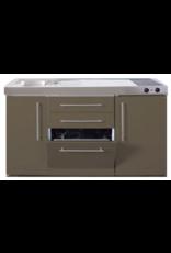 MPGS 150 Bruin met vaatwasser en koelkast KIT-9547