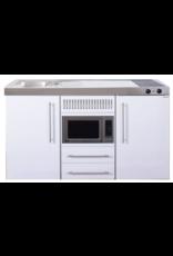 MPM 150 Wit met koelkast en magnetron KIT-951