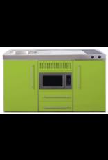 MPM 150 Groen met koelkast en magnetron KIT-952