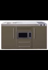MPM 150 Bruin met koelkast en magnetron KIT-955