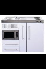 MPM 120 A Wit met koelkast, apothekerskast en magnetron KIT-9541