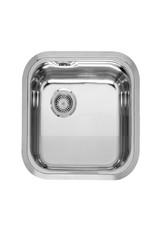 kitchenette Faro Antraciet mat 160cm met vaatwasser, koelkast, e-kookplaat, afzuigkap en magnetron KIT-033