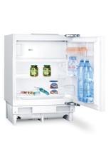 Keukenblok 120cm Antraciet incl koelkast en magnetron KIT-591