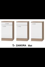 Keuken Zamora Wit 190cm KIT-6676