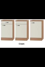 Keukenblok Creme 100cm KIT-5269
