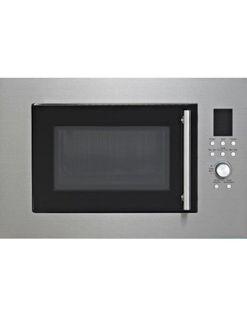 keukenblok 180 met inbouw koelkast,, magnetron en 2-pit elektrisch kookplaat en wandkasten