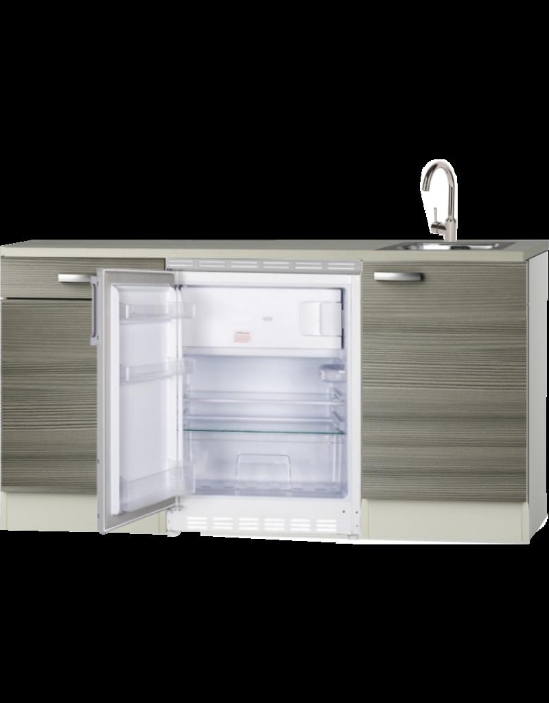 Studio keuken  150 cm incl. Inbouwapparatuur KIT-9341