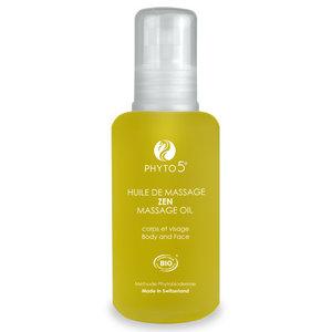 Phyto5 Zen Massage Öl Bio