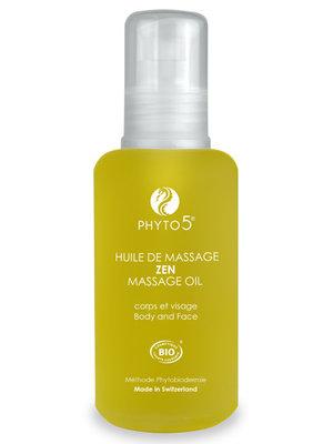 PHYTO 5 Zen Massage Oil Bio