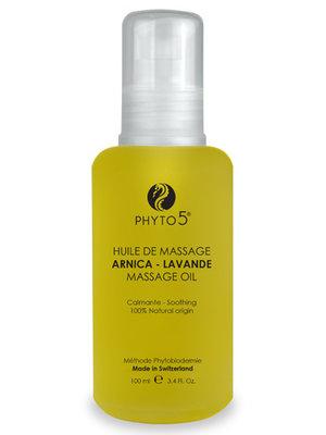 PHYTO 5 Lavendel Arnica Massage Oil