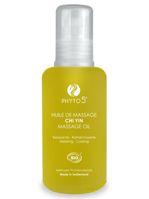 PHYTO 5 Chi Yin Massageöl Bio