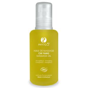 Phyto5 Chi Yang Massage Oil Bio