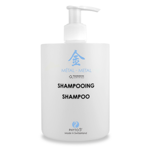 PHYTO 5 Shampoo with Sweed Almond Oil Metal