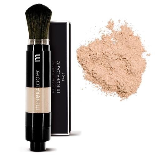 Mineralogie Dispensing Brush Foundation - Golden Sand