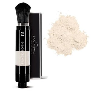Mineralogie Dispensing Brush Finishing Powder - Matte Clear