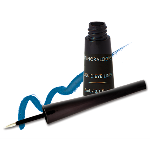 Mineralogie Liquid Eye Liner Cobalt