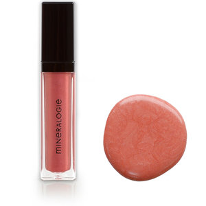 Mineralogie Lipgloss - Shell