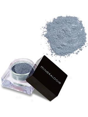 Mineralogie Loose Eye Shadow - Blue Slate