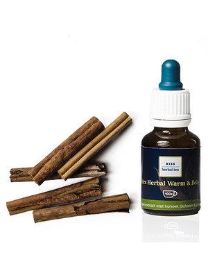 RIES Herbal Tea RIES Herbal Warm & Relax