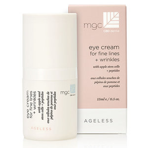 MGC Derma Ageless Eye Cream for Fine Lines and Wrinkles