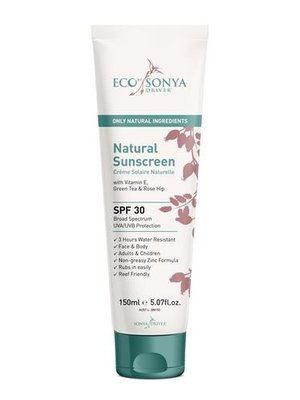 Eco by Sonya Natural Rose Hip Sunscreen SPF 30