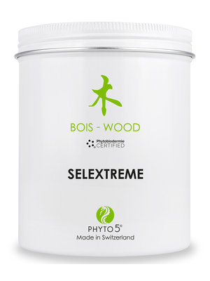PHYTO 5 Selextreme Holz, Schrubbsalz