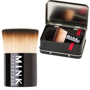 MINKrotterdam Mink Kabuki Puderpinsel Deluxe