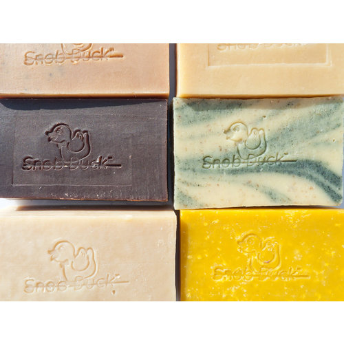 Snob Duck Natural Soap - Fig