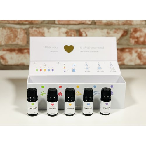 Phyto5 Five Phyt'Ethers Selfcare Kit