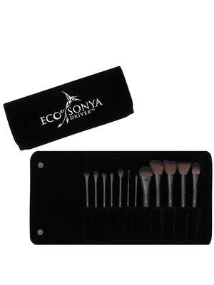 Eco by Sonya Superior Vegan Brush Collection