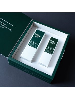 Green + The Gent Fabulous Face Kit for Men