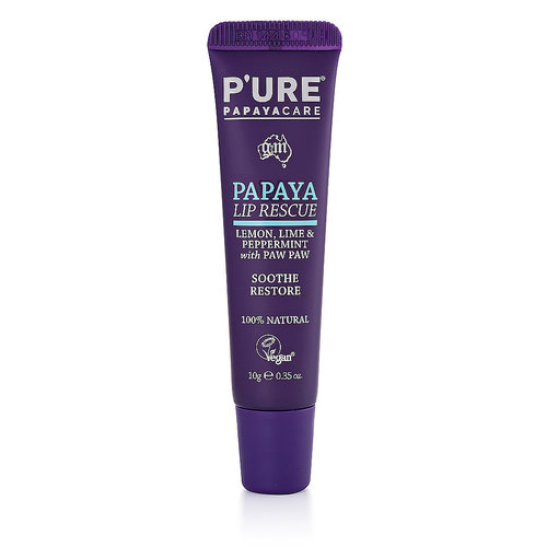 P'URE Papaya P'URE Papaya - Lip Rescue Balm