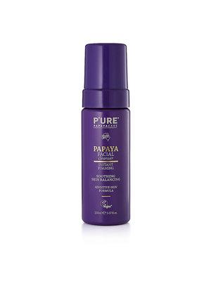 P'URE Papaya Facial Foam Cleanser