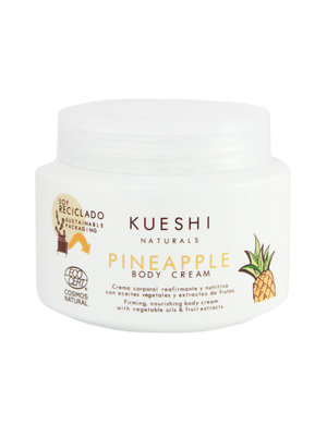 Kueshi Pineapple Fruity Food Body Cream