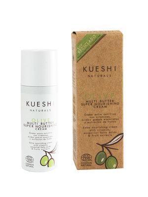 Kueshi Olive Multi Butter Super Nourishing Cream