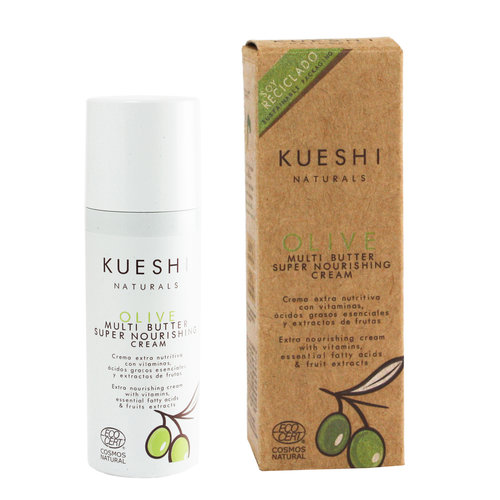 Kueshi Kueshi - Olive Multi Butter Super Nourishing Cream
