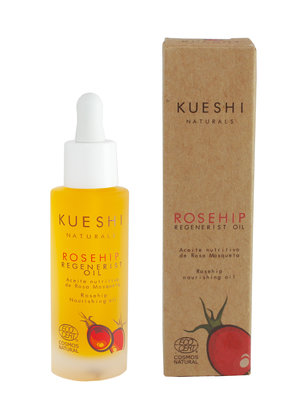 Kueshi Kueshi - Fruity Food Rosehip Oil