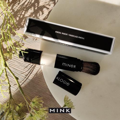 Mineralogie Dispensing Brush Finishing Powder - Matte Clear