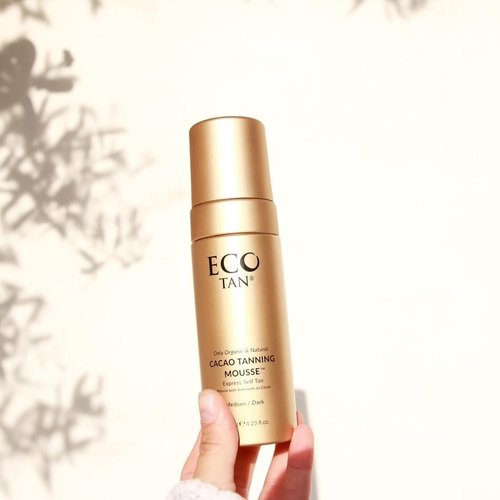 Eco by Sonya Cacao Tanning Mousse