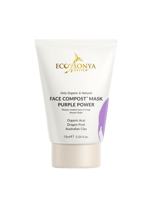 Eco by Sonya Face Compost™ Mask Purple Power