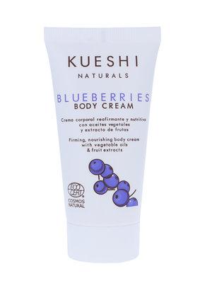 Kueshi Blueberries Body Cream