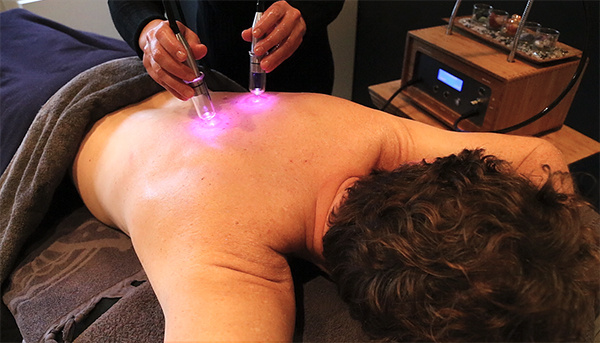 Lichttherapie schoonheidsspecialist