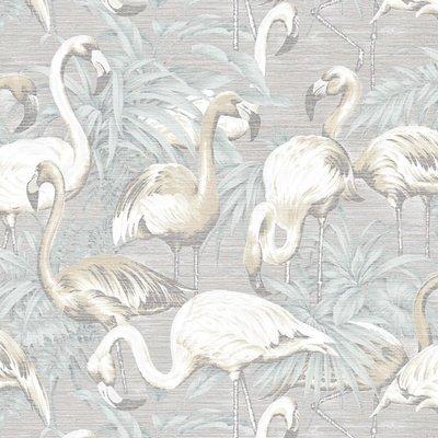 Arte Arte Avalon behang Flamingo 31542