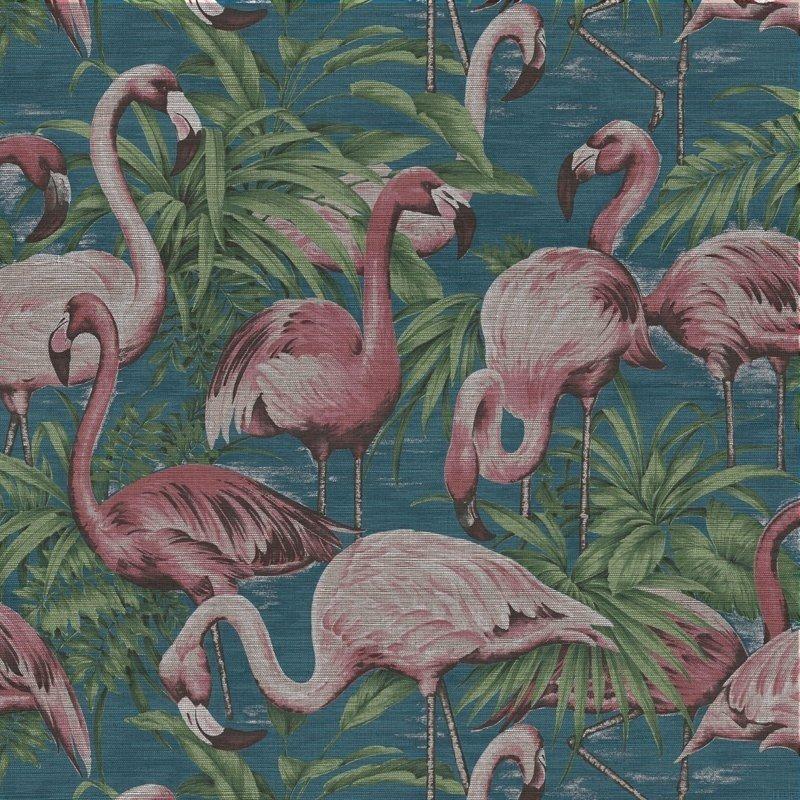 Arte Arte Avalon behang Flamingo 31541