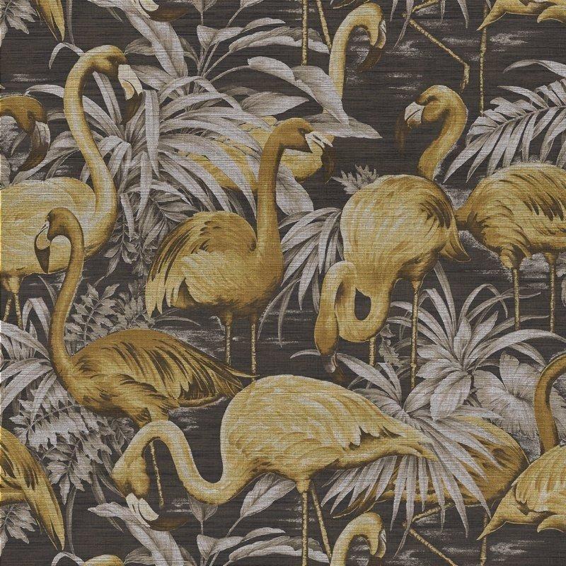 Arte Arte Avalon behang Flamingo 31540